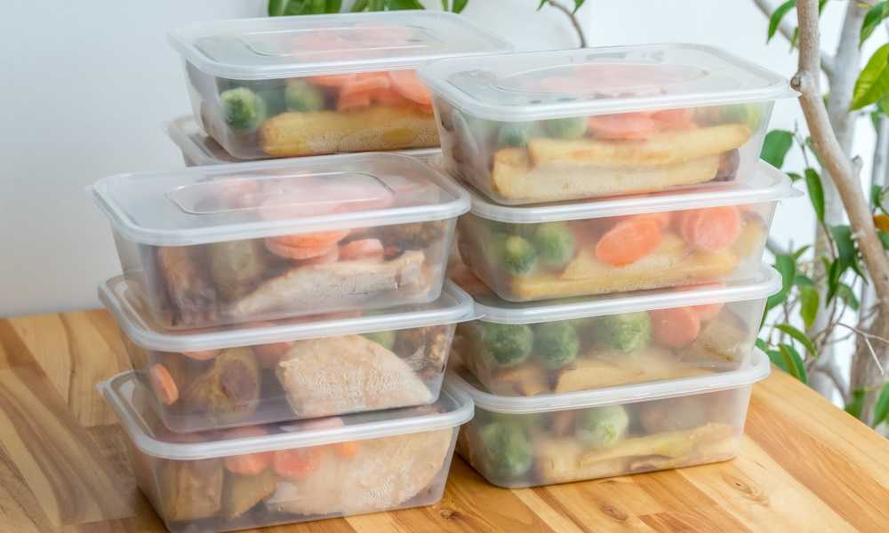 Prep Naturals Glass Meal Containers Review
