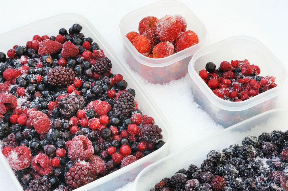 Can You freeze Food in Glass Containers?